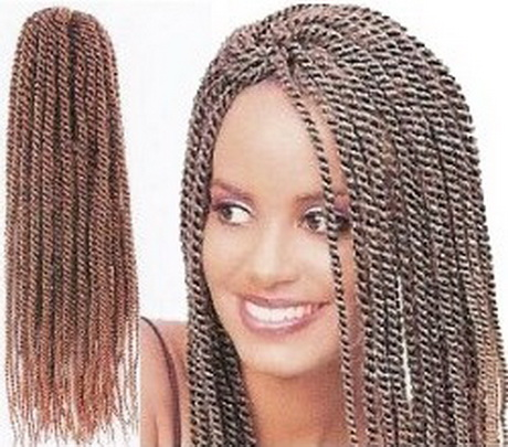 Simple Twist Hairstyles Rope Twist Braids Hairstyles Twist Braid Hairstyles