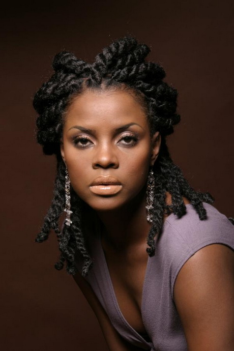 Twist Hairstyles For Black Girls