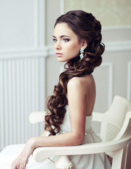 vintage prom hairstyles : Wedding Hairstyles for Long Hair 10 Creative Unique Wedding Styles