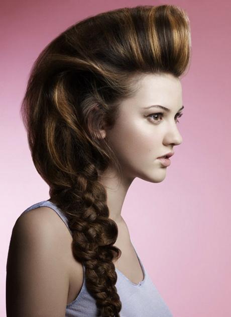 vintage prom hairstyles : unique wedding hairstyles for long hair unique prom hairstyles for ...