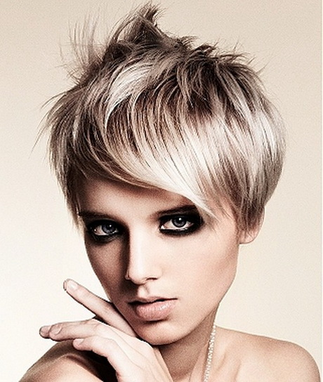 unique short hairstyles : Cool Short Hairstyles Makeup And Hairstyles Tips