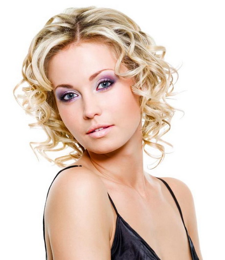 up to date hairstyles : Up To Date Medium Curly Hairstyles : Short To Medium Curly Hairstyles ...