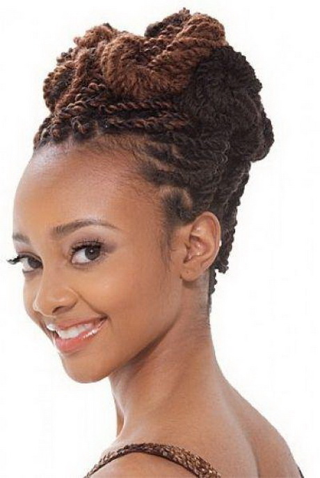 Braided Updos Hairstyles For Black Women Pictures | Short Hairstyle 2013