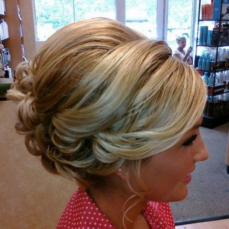 Updos For Short Hair Wedding