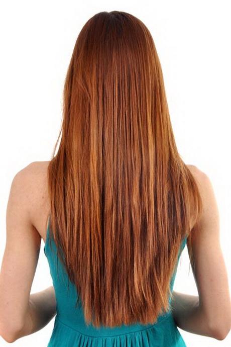 V Layered Haircut