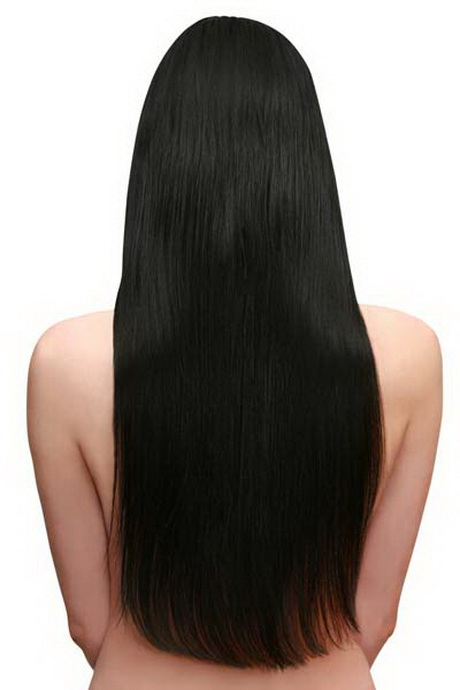 V Shaped Haircut For Long Hair