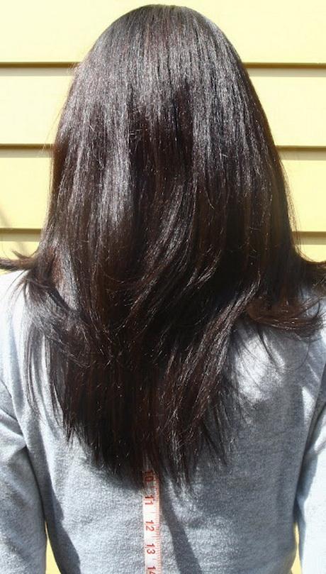 U shaped haircut
