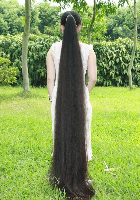 Very long hair pictures - photo#4
