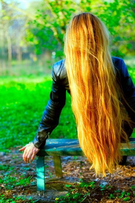 Really Long Blonde Hair 37