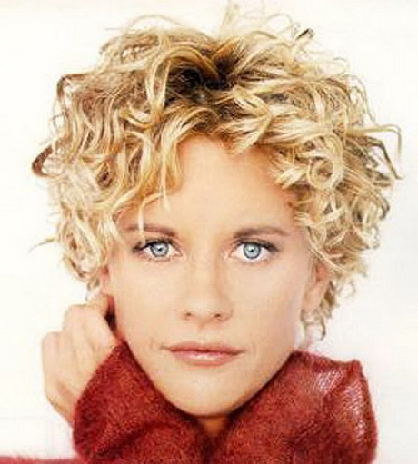 Hairstyles For Extremely Curly Hair : Very short curly hairstyles