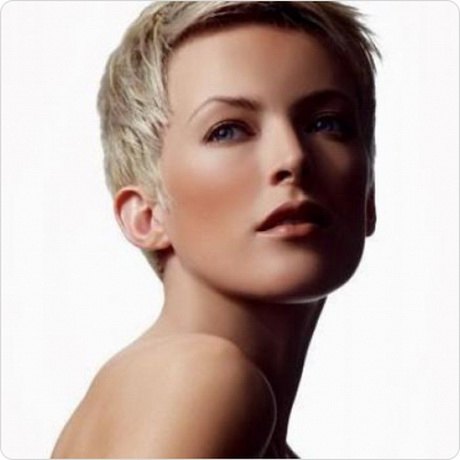 Very Short Haircut For Women