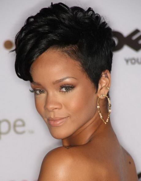Medium Short Curly Hairstyles for Women Black Short Curly Hairstyles ...