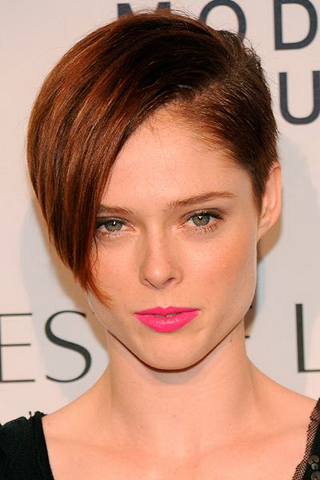 Very Short Hairstyles Thick Hair