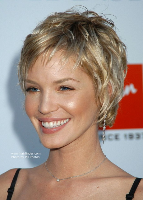 Very short layered haircuts