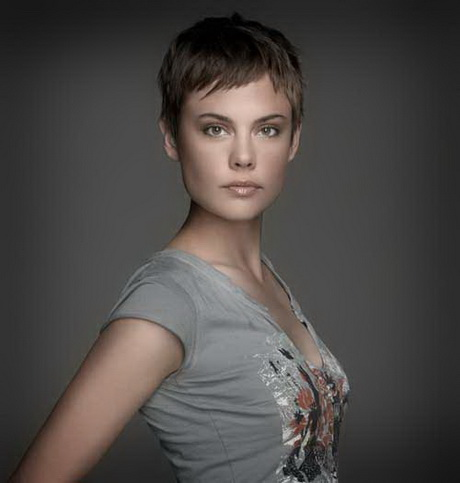 Short Pixie Haircuts Inspiration