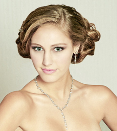 Old Fashioned Wedding Hairstyles: Vintage Style Wedding Hair