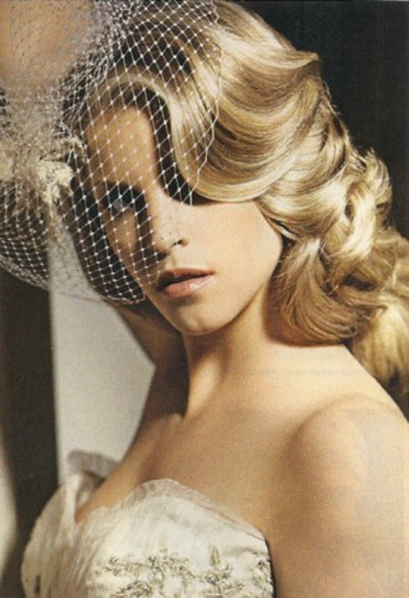 vintage wedding hairstyles for hair