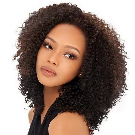 Weave Styles For Black Women