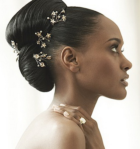 Wedding Black Hairstyles