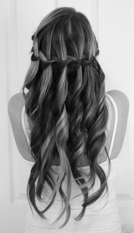 Wedding Day Hairstyles For Long Hair