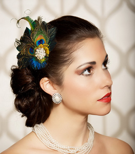 Headpieces For Wedding Guests: Wedding Guest Hair Accessories