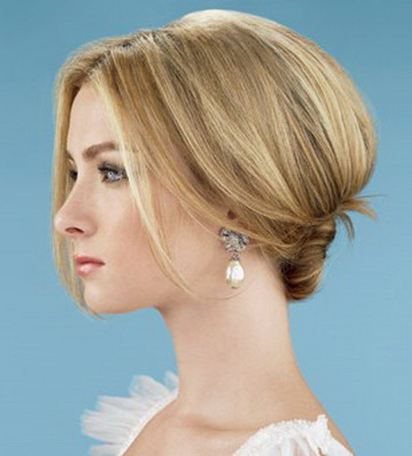 Wedding Guest Hairstyles For Short Hair