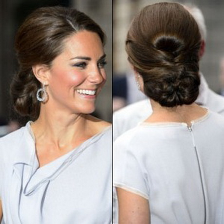 Updo Hairstyles For Wedding Guest
