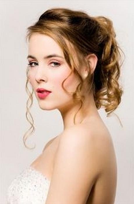 Sample Wedding Makeup : Wedding hair and make up