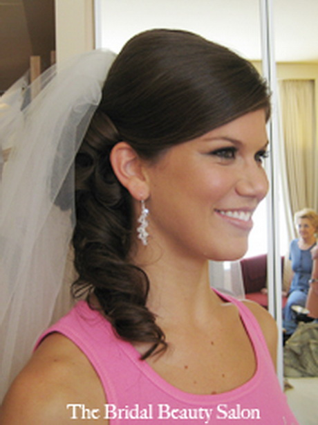 up hairstyle dreamy down dos wedding hair 2014 wedding
