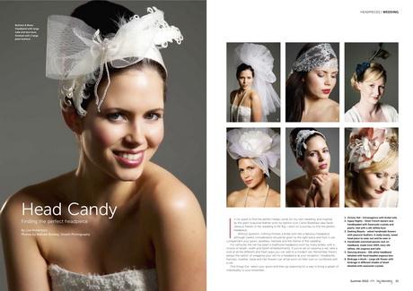 Wedding Hair Magazine
