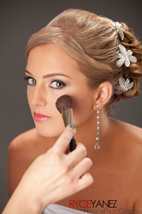 Maine Airbrush Wedding Makeup And Hair : Wedding hair makeup