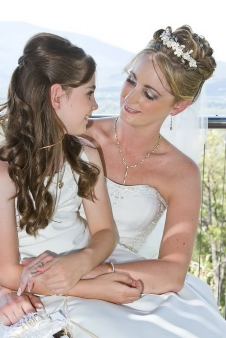 Beautiful Wedding Hairstyles For Kids With Long Hair