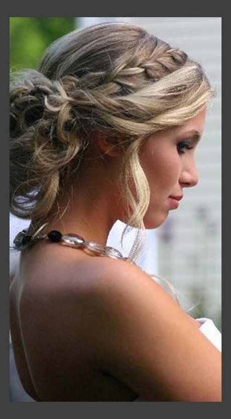 wedding hair styles for medium length hair. Black Bedroom Furniture Sets. Home Design Ideas