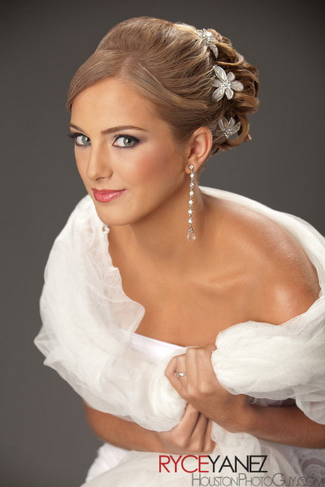 Wedding Makeup And Hair Images : Wedding hair stylists