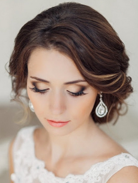 Wedding Hairstyles Updos : Wedding hair updos 2015