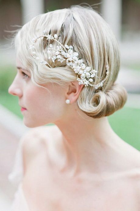 Wedding Hairstyles For Thin Hair