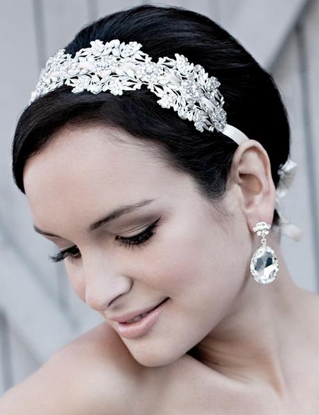 wedding headbands for short hair. Black Bedroom Furniture Sets. Home Design Ideas