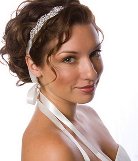 Headbands For Wedding Hairstyle: Wedding Headbands For Short Hair