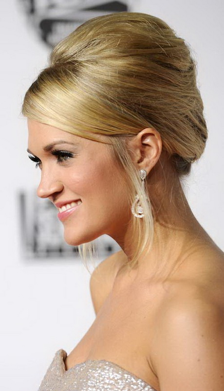 Wedding Hairstyles For Medium Hair With Bangs : Wedding updos for short hair