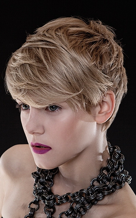Haircuts and Fashion for short hair | 2014 Hairstyles Short long …