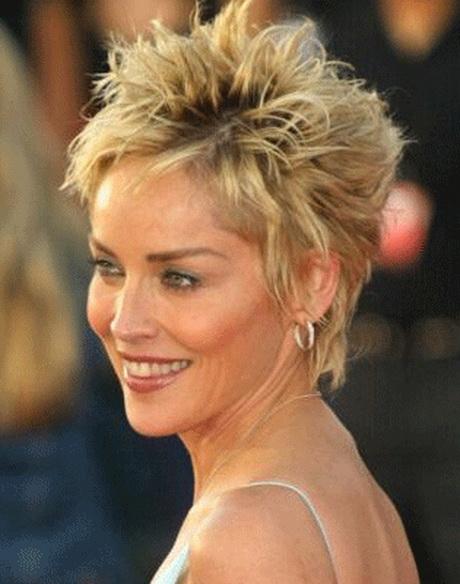 womens short haircuts for thin hair