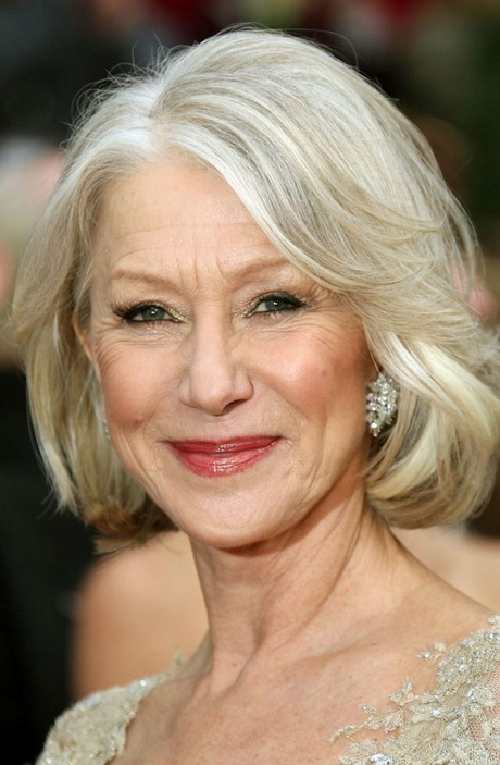 Helen Mirren Makeup