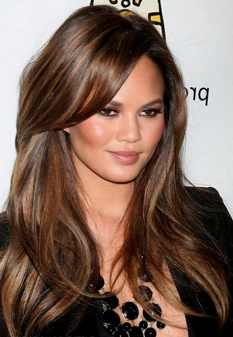 Wonderful Hairstyles For Long Hair Most Celebrities Wear Casual Long Hairstyles