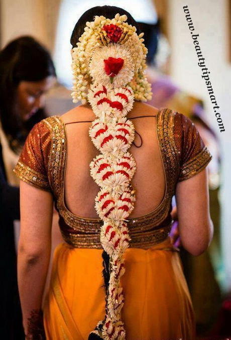 Wedding Hairstyles For Short Hair South Indian : Indian Bridal Hairstyles For Short Casual Wedding Hairstyles For Short ...
