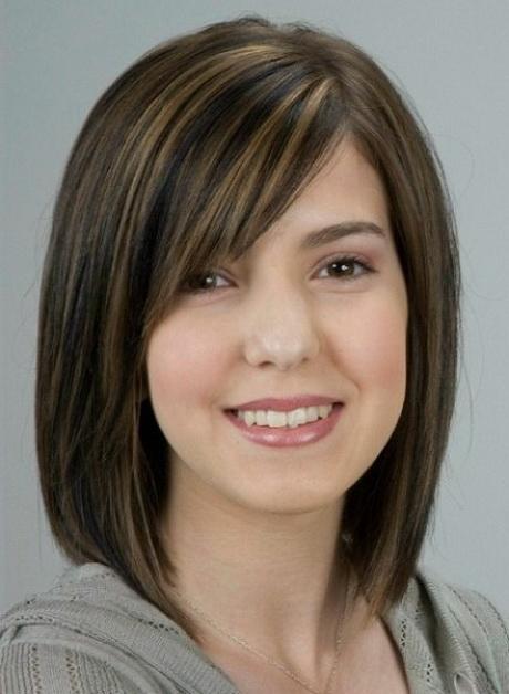 Cute medium length haircuts for girls