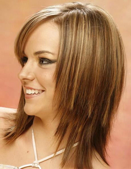 Cute medium length layered haircuts