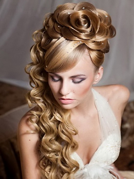 – 2015 Prom Hairstyles for Long Hair: Hair Ideas Hair Down Curly