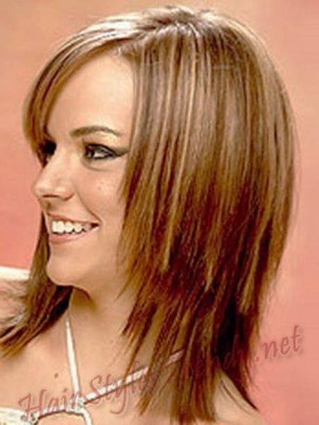 Haircuts Styles Medium Length Hair