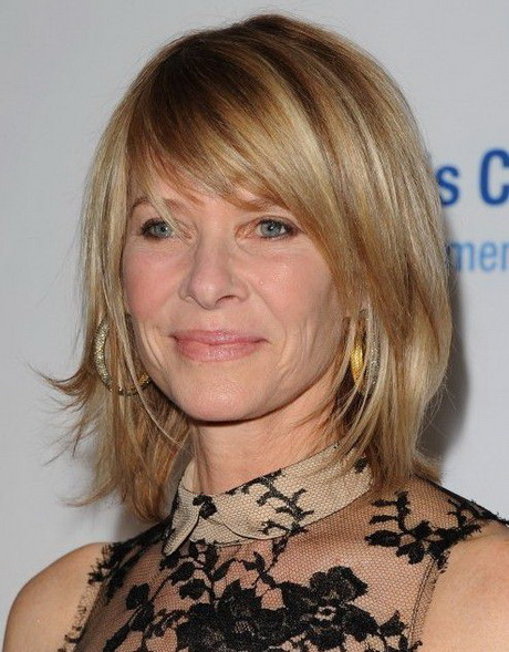Medium Hairstyles for Women Over 40