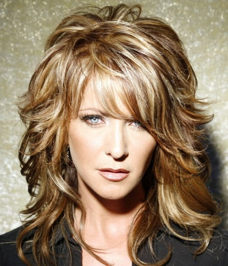 Hairstyles Long Shaggy Layers